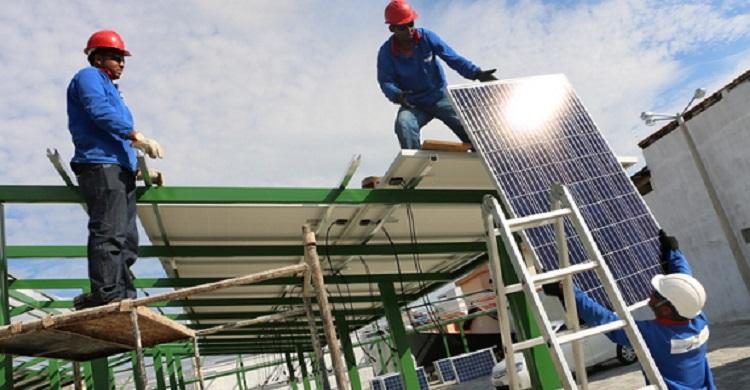 Instituto amplia projeto de usinas fotovoltaicas para geração de energia solar