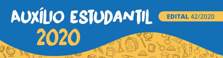 Acompanhe todo o processo do programa Auxílio Estudantil