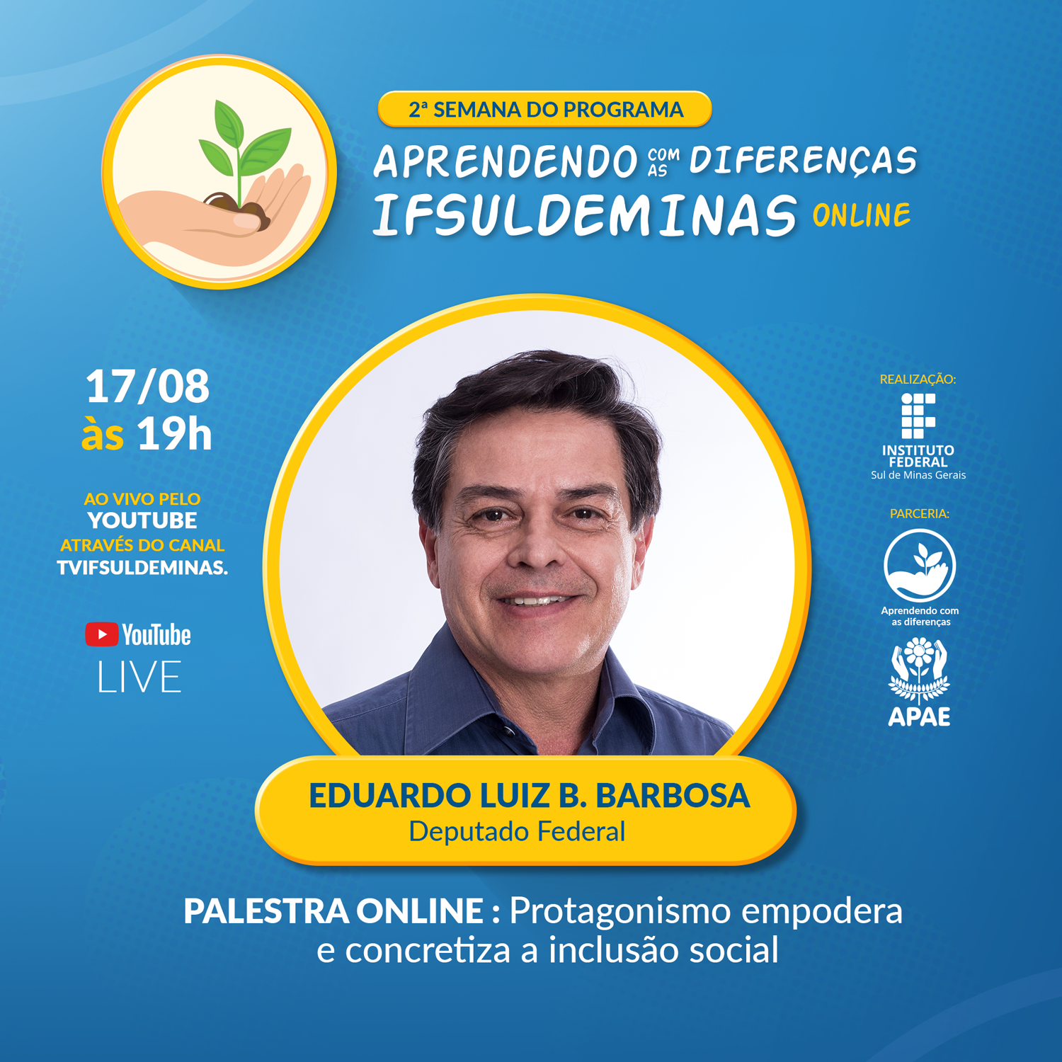 01 Post Data do Candidatos Eduardo
