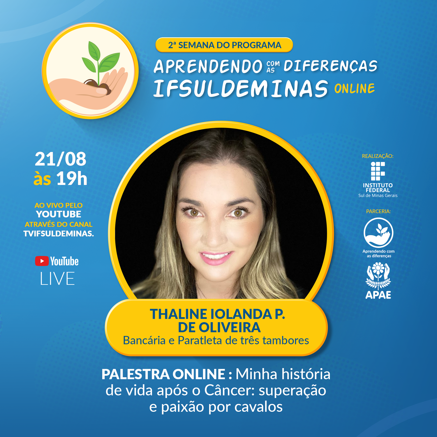 05 Post Data do Candidatos thaline